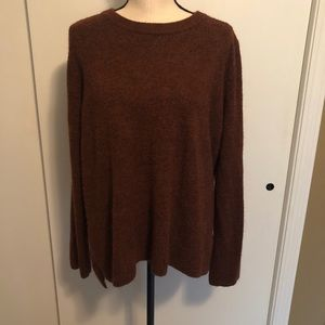 Old Navy Pullover Sweater Size XXL Rust.